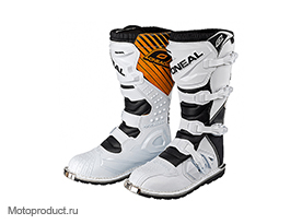 Oneal RIDER BOOT WHITE