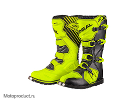 Oneal RIDER BOOT YELLOW